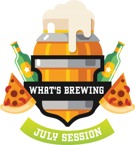 What's Brewing Poster - July Session - Citrus Consulting