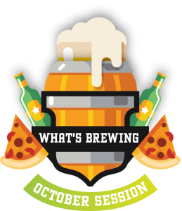 What's Brewing Poster - October Session - Citrus Consulting